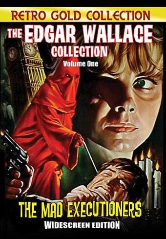 Edgar Wallace Collection, Volume 1 (The Mad