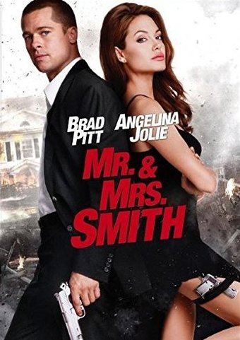 Mr. and Mrs. Smith (Widescreen)