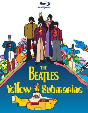 Yellow Submarine (Blu-ray)