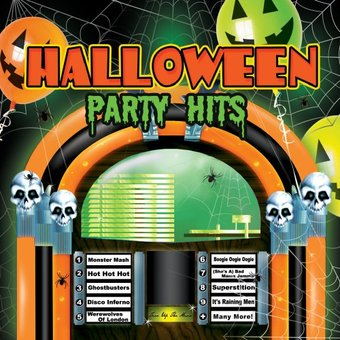 DJ Halloween Party Hits
