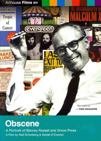 Obscene: A Portrait Of Barney Rosset And Grove