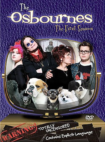 The Osbournes - 1st Season (2-DVD)