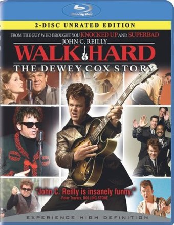 Walk Hard: The Dewey Cox Story (Blu-ray, Unrated,
