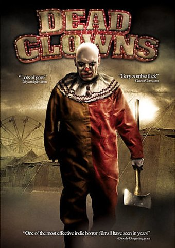 Dead Clowns (Widescreen)
