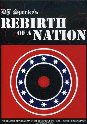 DJ Spooky's Rebirth of a Nation