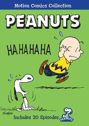 Peanuts - Motion Comics Collection (20 Episodes)