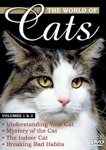 Cats - World of Cats, Volume 1 & 2 (2-DVD)