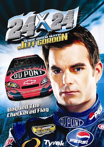 Auto Racing - 24x24: Wide Open with Jeff Gordon