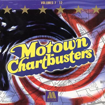 Motown Chartbusters, Vols. 7-12 [Box Set] (6-CD)