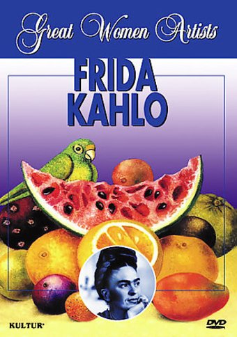 Art - Great Women Artists: Frida Kahlo