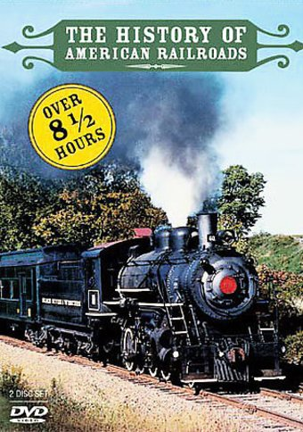 Trains - History of American Railroads (2-DVD)