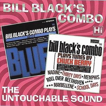 Bill Black's Combo Plays the Blues / Plays Tunes