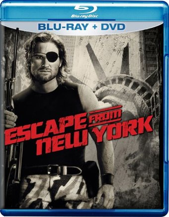 Escape from New York (Blu-ray + DVD)