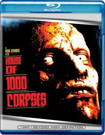 House of 1000 Corpses (Blu-ray)