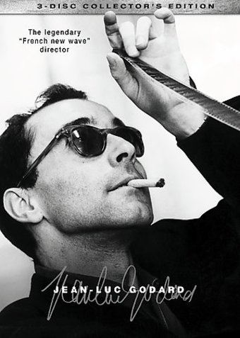 Jean-Luc Godard - Box Set (3-DVD)