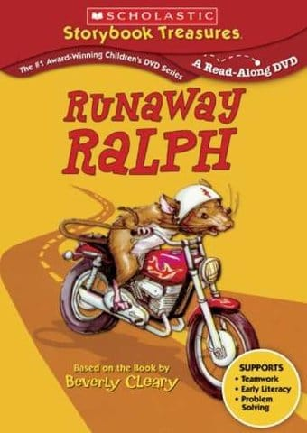 Runaway Ralph Dvd 1988 Starring Fred Savage Scholastic