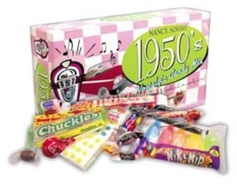 Birthday - 1950's Nostalgic Candy Mix