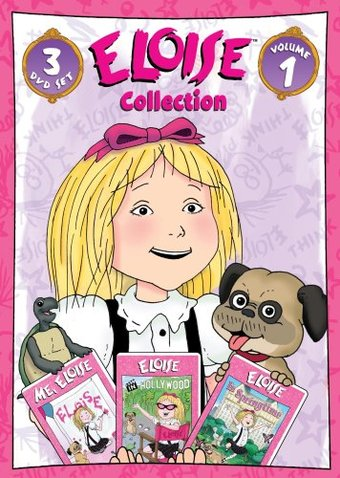 Eloise Collection, Volume 1 (3-DVD)