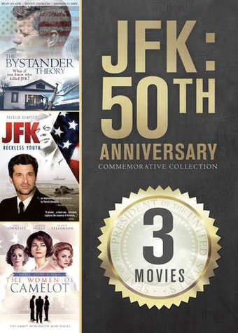 JFK: 50th Anniversary Commemorative Collection