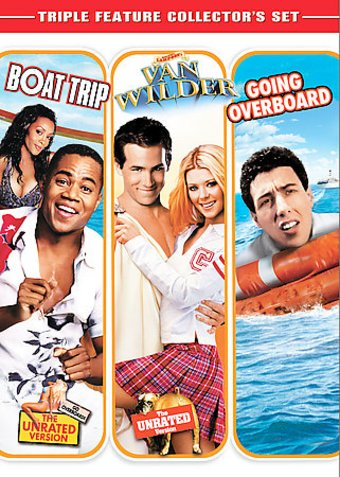 Comedy Box Set #1 (3-DVD)