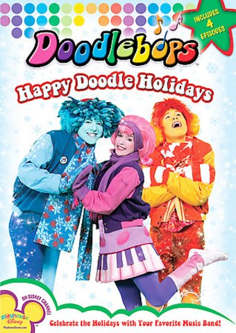 Doodlebops Happy Doodle Holiday Dvd 2007 Lions Gate