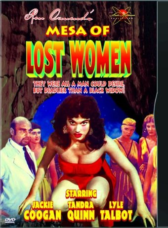 Mesa of Lost Women / The Beast of Yucca Flats - 2