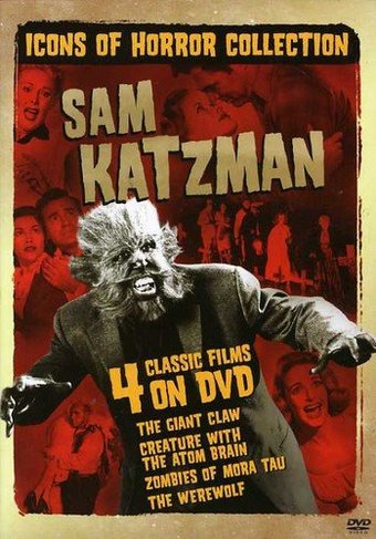 Sam Katzman: Icons of Horror Collection (The