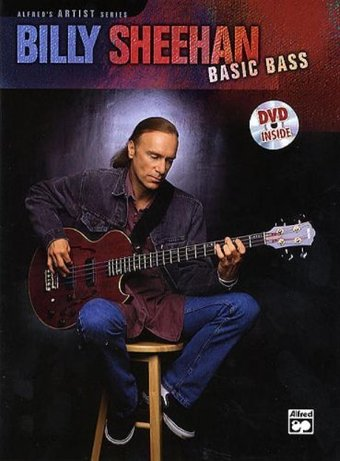 Billy Sheehan - Basic Bass (Book Included)