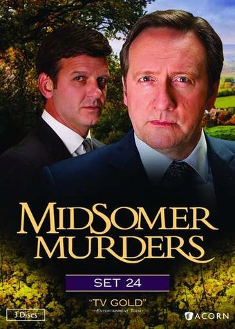 Midsomer Murders - Set 24 (3-DVD)