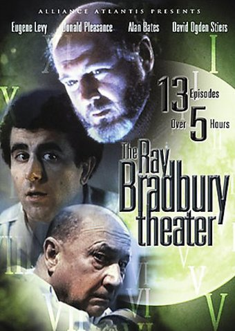 Ray Bradbury Theater - Volumes 2 (13 Episodes)