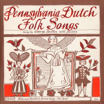 Pennsylvania Dutch Folk Songs