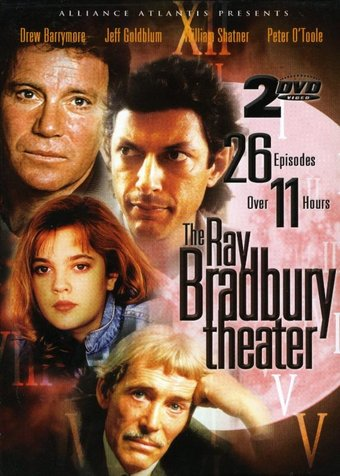 Ray Bradbury Theater - Volumes 1 & 2 (26