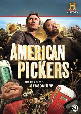 American Pickers - Complete Season 1 (3-DVD)