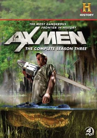 Ax Men - Complete Season 3 (4-DVD)
