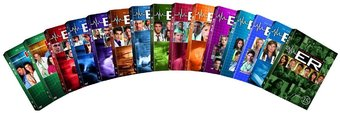 ER - Complete Seasons 1-15 (84-DVD)