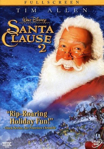 The Santa Clause 2 (Pan & Scan)