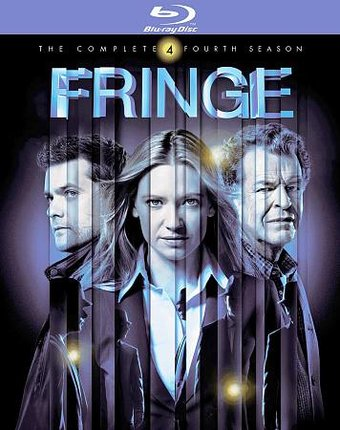 Fringe - Complete 4th Season (Blu-ray)