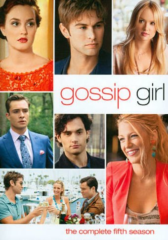 Gossip Girl - Complete 5th Season (5-DVD)