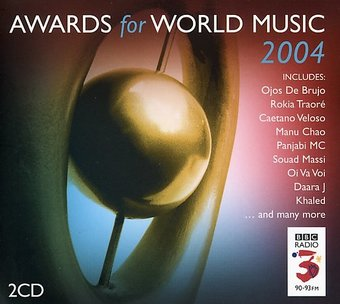 Awards For World Music 2004 (2-CD)