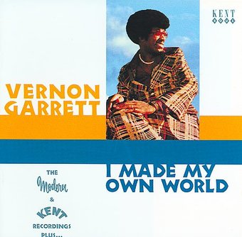 I Made My Own World: The Kent Modern Recordings