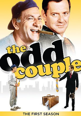Odd Couple - Season 1 (5-DVD)