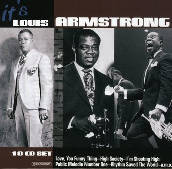 It's Louis Armstrong [10-CD Set]