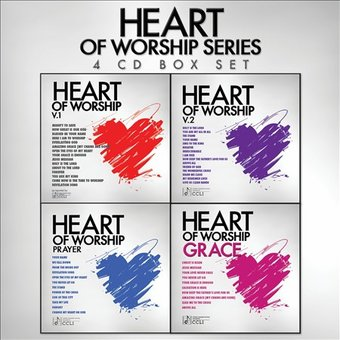 Heart of Worship Series (4-CD)