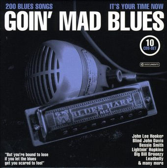 Various - Goin' Mad Blues