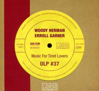 Herman / Garner, Volume 37 - Music For Tired