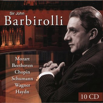 Sir John Barbirolli