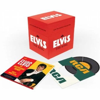 Elvis the King - The Complete Singles Box (Mini