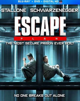 Escape Plan (Blu-ray + DVD)