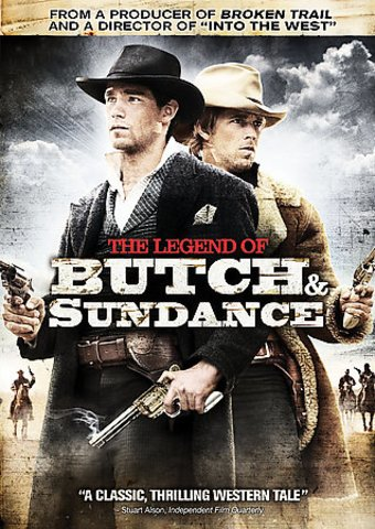 The Legend of Butch and Sundance (Full Screen)