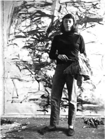 Art - Joan Mitchell: Portrait of an Abstract